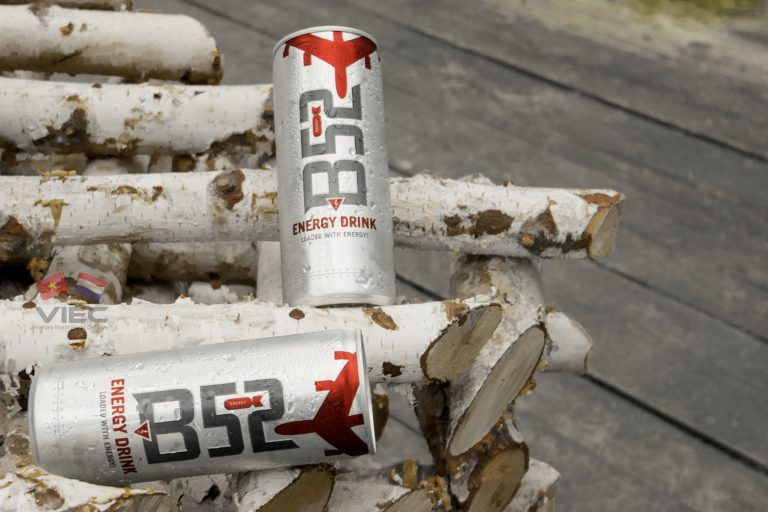 B52 Energy Drink from the Netherlands