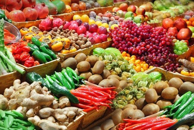 Tìm lối ra cho nông sản sạch, thực phẩm an toàn-1